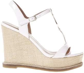 Emporio Armani Wedge Shoes Shoes Women