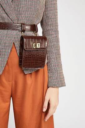 Crocodile Belt Bag