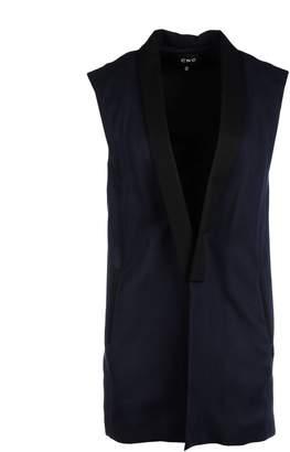 CNC Costume National Overcoats
