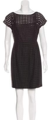 Akris Wool Mini Dress