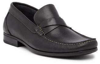 Sandro Moscoloni Milt Leather Crisscross Loafer