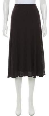 Eileen Fisher Midi Knit Skirt