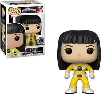 Power Rangers Yellow Ranger Trini Pop! Vinyl Figure