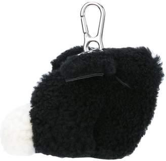 Loewe pouch keychain