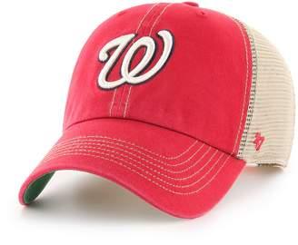 '47 Adult Washington Nationals Trawler Clean Up Hat