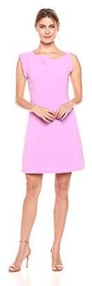 Lark & Ro Women's Sleeveless A-Line Dress