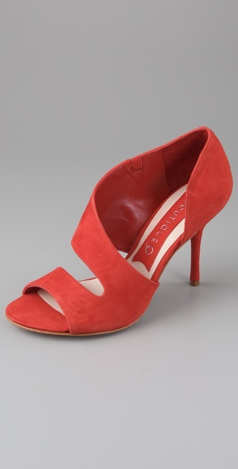 Boutique 9 Kaira Suede High Heel Sandals