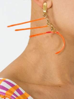 Aurelie Bidermann Lhd Vera earrings x