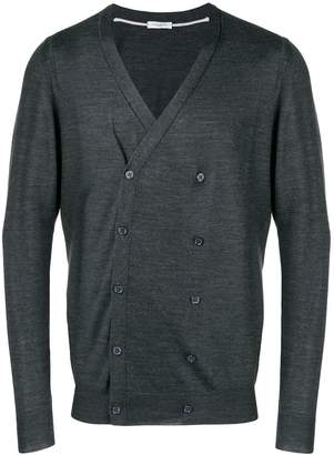 Paolo Pecora double breasted V-neck cardigan