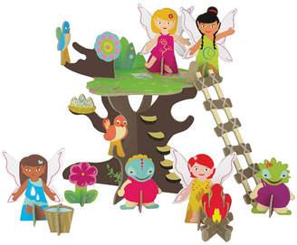 Toysmith Krooom Fairies Tree Playset
