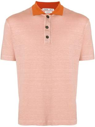 Common Wild short-sleeve polo top