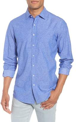 Rodd & Gunn Barrington Print Sport Shirt
