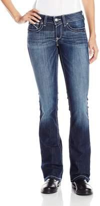 Ariat Women's R.E.A.L. Riding Low Rise Boot Cut Jean