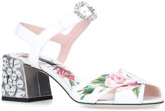 Dolce & Gabbana Keira Strass Sandals 60