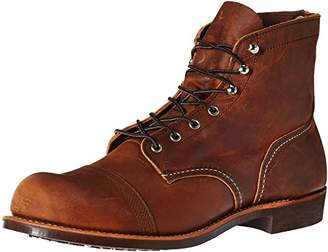 Red Wing Shoes Men's Iron Ranger Work Boot