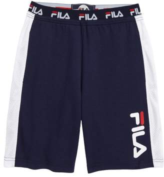 Fila Heritage Logo Sweat Shorts