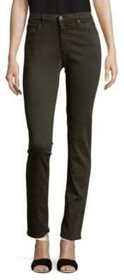 AG Adriano Goldschmied Prima Sateen Cigarette Skinny Jeans