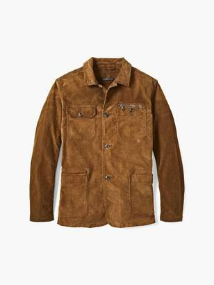 John Varvatos Corduroy Work Jacket