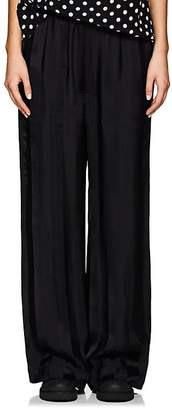 Marc Jacobs Women's Striped-Jacquard Wide-Leg Trousers