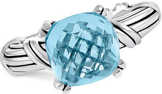 Peter Thomas Roth Blue Topaz Ring (5-1/2 ct. t.w.) in Sterling Silver