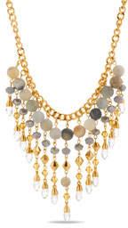 Catherine Malandrino Curb Chain Dangle Necklace