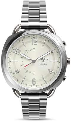 Fossil Q Accomplice Slim Hybrid Stainless Steel Smartwatch, 38mm