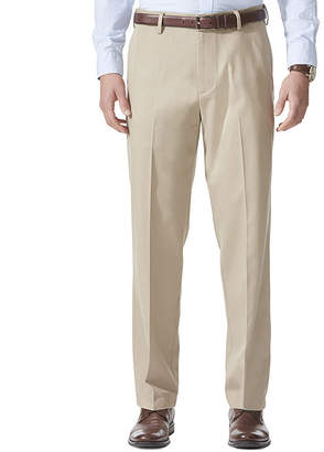Dockers D4 Comfort Khaki Relaxed Flat-Front Pants
