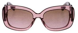 Prada Baroque Tinted Sunglasses