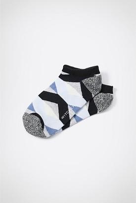 Witchery Tri Geo Sneaker Sock