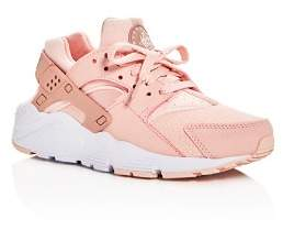 Nike Girls' Huarache Run Lace Up Sneakers - Big Kid