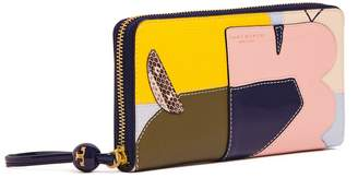 Tory Burch INSIDE-THE-BOX ZIP CONTINENTAL WALLET