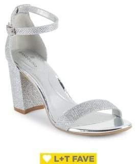 Bandolino Armory Shimmer Sandals