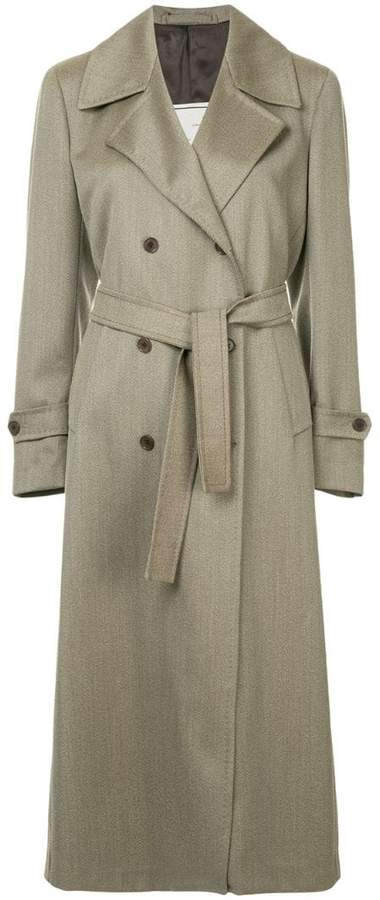 Giuliva Heritage Collection belted double-breasted coat