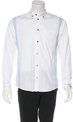 Marc by Marc Jacobs Colorblock Button-Up Shirt