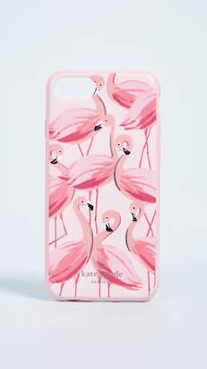 Kate Spade Painted Flamingos iPhone 7 / 8 Case