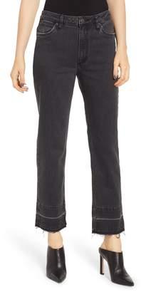 Wrangler Heritage High Waist Crop Jeans