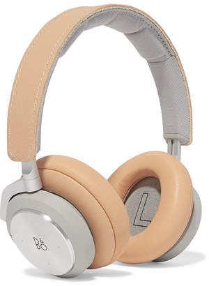 Bang & Olufsen - H9i Wireless Leather And Aluminum Headphones - Cream