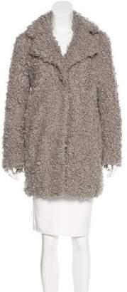 Zadig & Voltaire Kana Faux Fur Coat