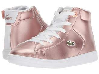Lacoste Kids Carnaby Evo Mid 318 (Toddler/Little Kid)