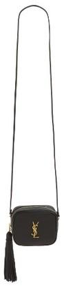 Saint Laurent 'Monogram Mini Blogger' Crossbody Bag - Black $995 thestylecure.com