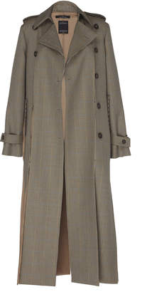 Rokh Classic Wool Trench