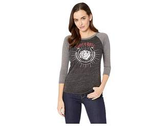 Rock and Roll Cowgirl 3/4 Sleeve Knit 48T8278