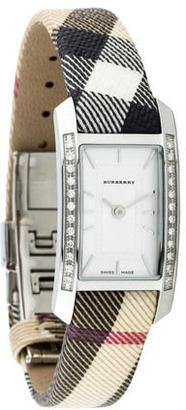 Burberry Quartz Watch $795 thestylecure.com