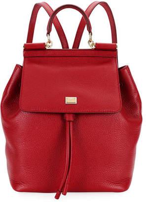 Dolce & Gabbana Sicily Cervo Antic Backpack