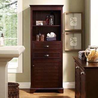 Crosley Furniture Lydia Tall Cabinet