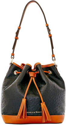 Dooney & Bourke Ostrich Drawstring