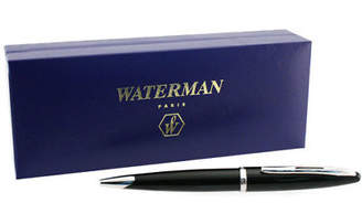 Waterman NEW Carene Black Sea Ballpen with Silver Trim