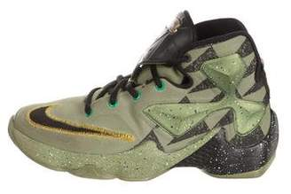 7e198bdfb71a Nike Boys  Lebron XIII High-Top Sneakers