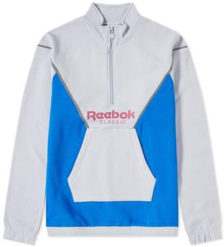 Reebok Retro Half Zip Jacket