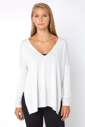 French Connection V Neck Relaxed Tunic